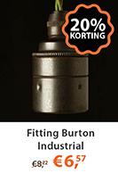 Fitting Burton Industrial
