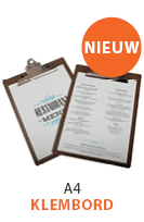 Klembord A4 - Nieuw