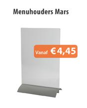 Menuhouders Mars
